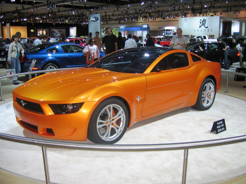 New Mustang Mustang Corvette Charger Dodge Challenger